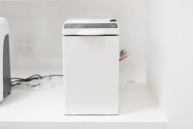 高温で機械の滅菌をする機械
